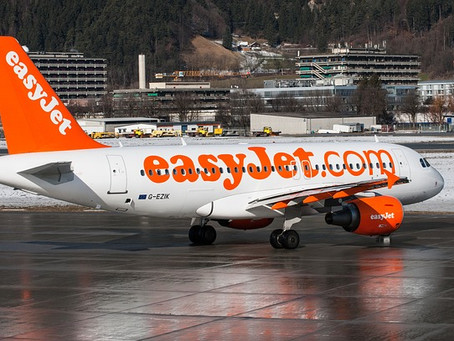 My experience of flying with Easyjet