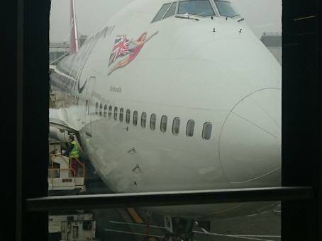 My Experience Flying With Virgin Atlantic