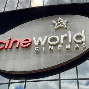 A Trip To The Cinema - With Covid19