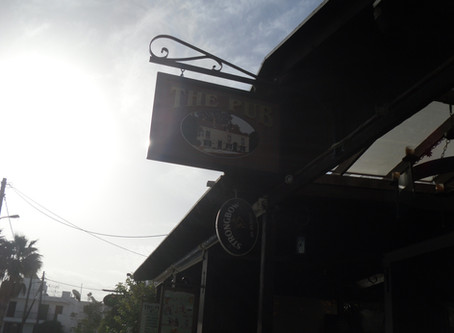 "Loving ""The Pub"""
