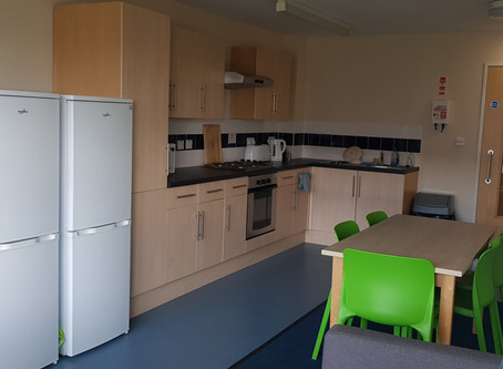 A bargain stay at Newport Student Village