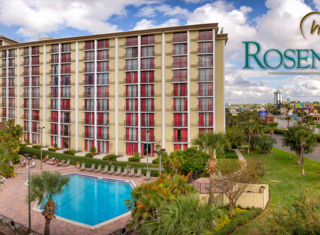 My 2 Weeks At The Rosen Inn on International Drive‌