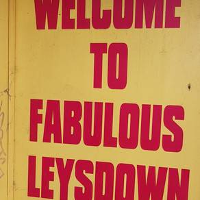 A Cold Day In Leysdown