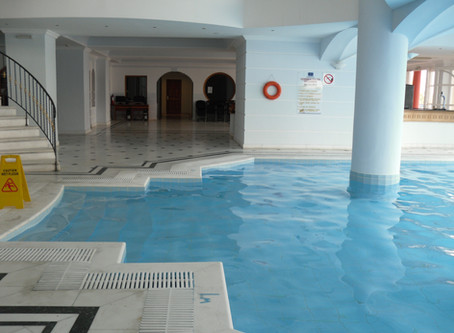 My Stay At The Mitsis Summer Palace
