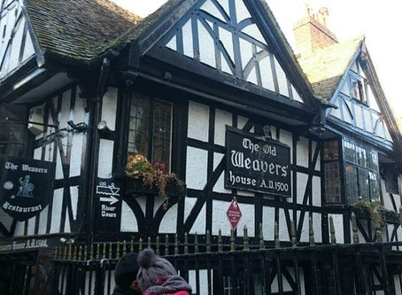 A Day Out In Canterbury