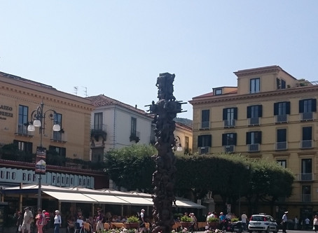 Visiting The Beautiful Town Of Sorrento