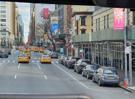 Getting Around New York