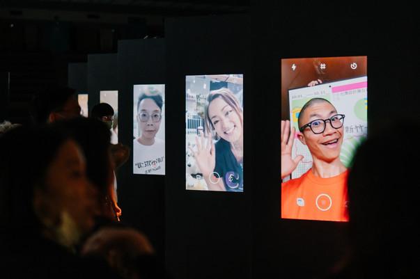 城市終端機|展覽挑選10個KOL錄製個人手機介面與常用APP,一窺他們登入數位世