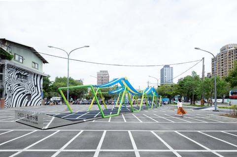 戶外展區|XYZ嬉遊中-新竹搖擺(照片提供-彡苗空間實驗 : 攝影-丰宇影像).