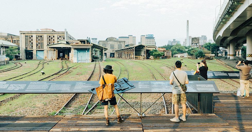 2019臺灣文博會_鐵道博物館(台北機廠)11(圖片提供:衍序規劃設計_ 有家攝