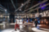 臺灣文博會主題館-演變舞台:由優人神鼓帶來感動全場的溯祭典(圖片提供:衍序規劃設