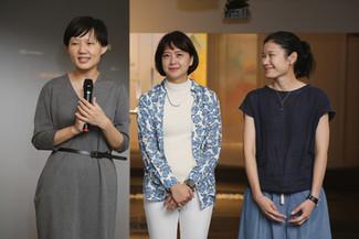 TeaWave茶香流動特展三位策展人開幕茶會致詞.JPG