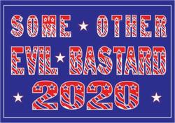 Some Other Evil Bastard 2020