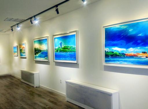 Con-Tempo 2020 Innovations NYC Art Exhibit MVR Artist