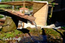 Bica de água