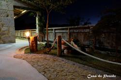 Jardim... de noite