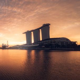 Marina Bay Sunrise 1
