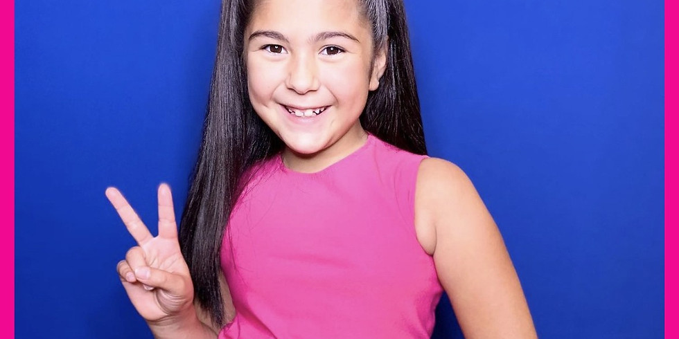 Virtual - Acting for the Camera - Friday (Ages 6-10)