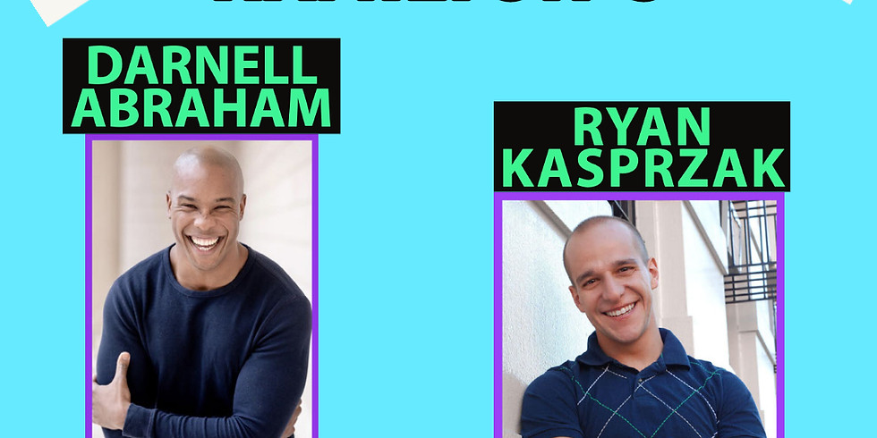 Darnell Abraham & Ryan Kasprzak - Masterclass