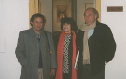 Roser Bru - Gaspar Galaz