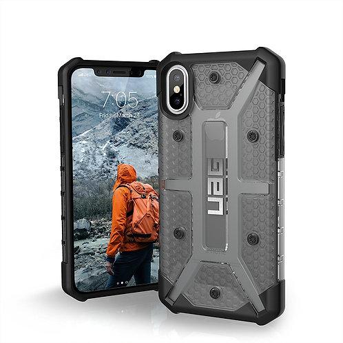 UAG iPhone X Plasma Case Grey