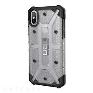 UAG iPhone X Plasma Case IceTransparent