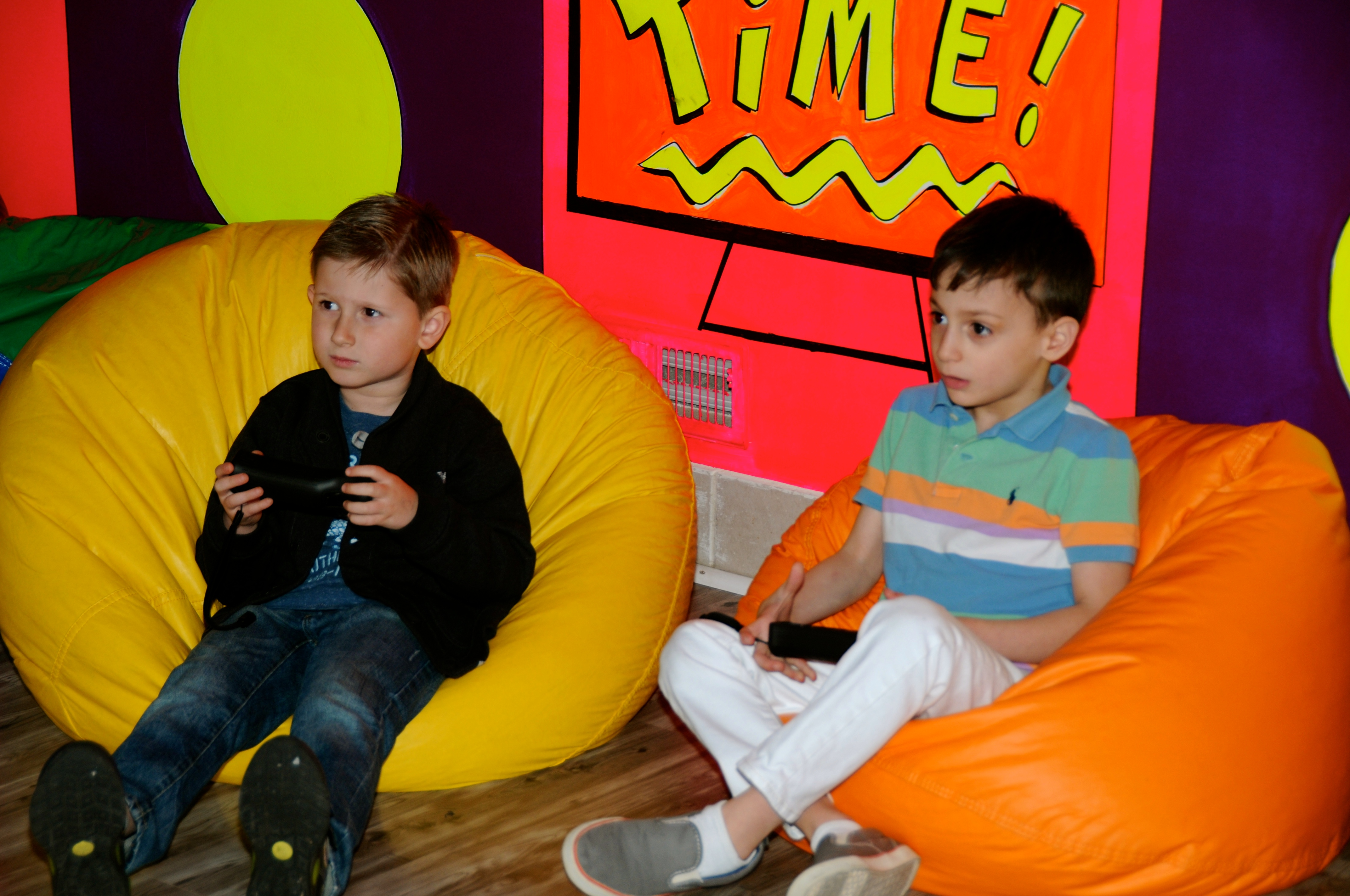 kids Gaming Party
