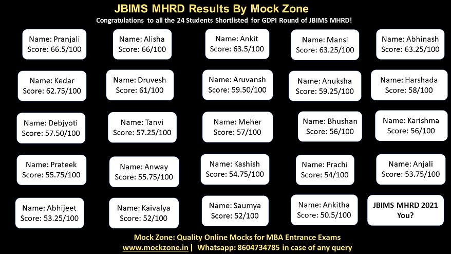 JBIMS MHRD Result.png