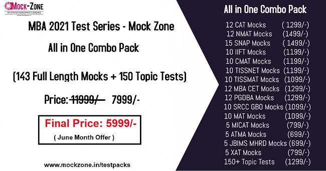Mock Zone MBA Test Series All in One Combo.png