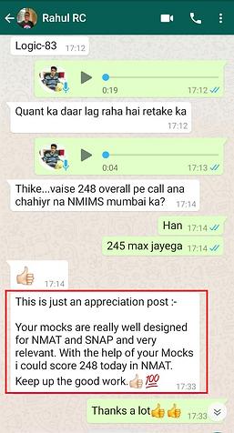 NMAT Rahul Review.png