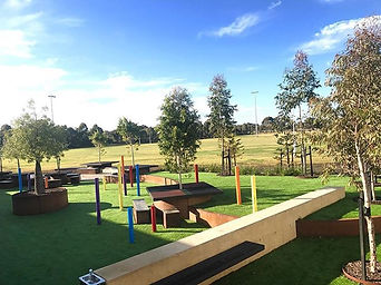 MacKillop College Year 12 area looking m