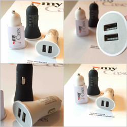 USB dual Charger