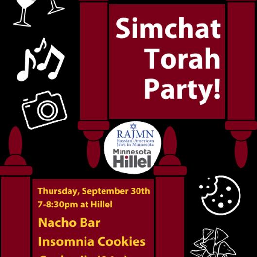 Simchat Torah Party