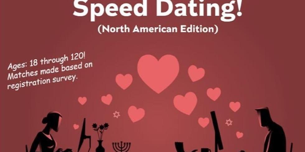 Jewish Russian Virtual Speed Dating