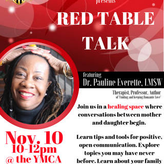 PYD Red Table Talk