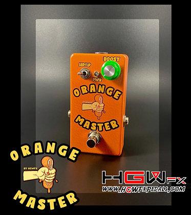 Orange Master Vintage Boost