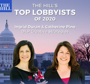 D&P Again Named Top Lobbyists by The Hill