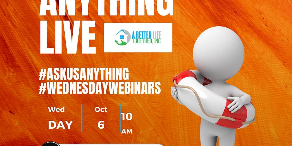 Serie de seminarios web del miércoles: Superando el no - Defensa del autismo: Sanford Autism Consulting-0324