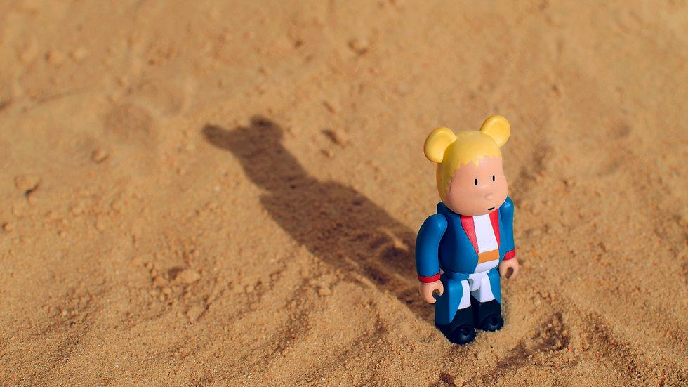 Le Petit Prince Be@rbrick - Blue