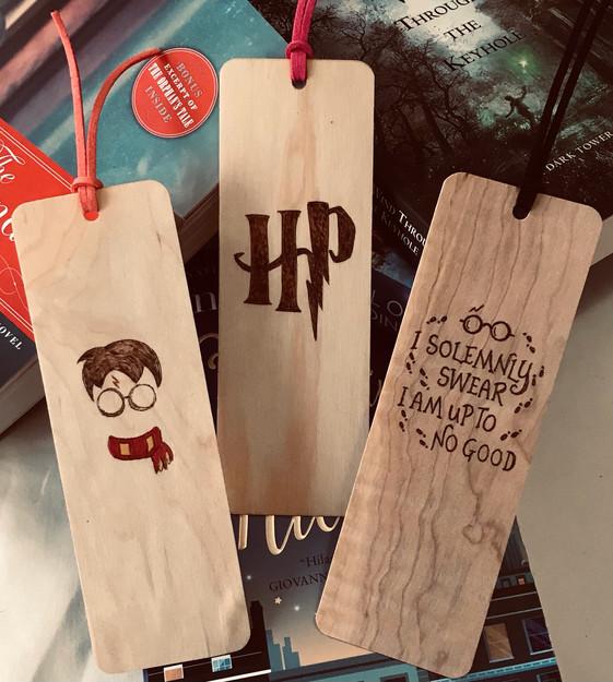 Harry Potter Bookmarks