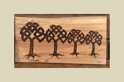 Celtic Trees - Sold