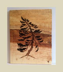 Wind Blown - Sold