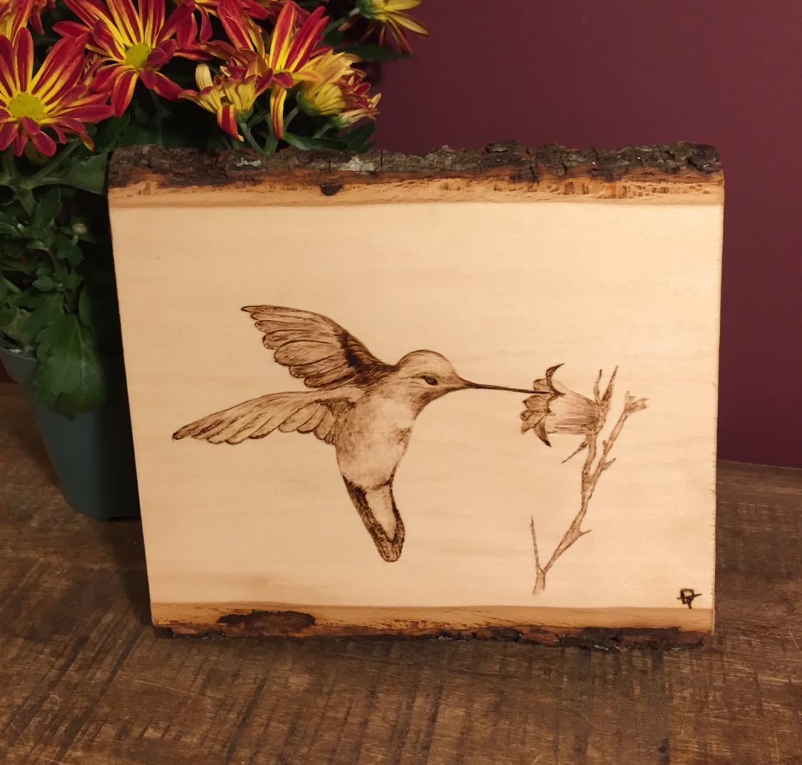Hummingbird - Sold