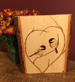 Love Chickadees (Sold)
