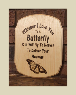 Butterfly- Sold