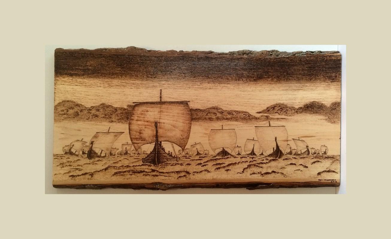Viking Fleet - Sold