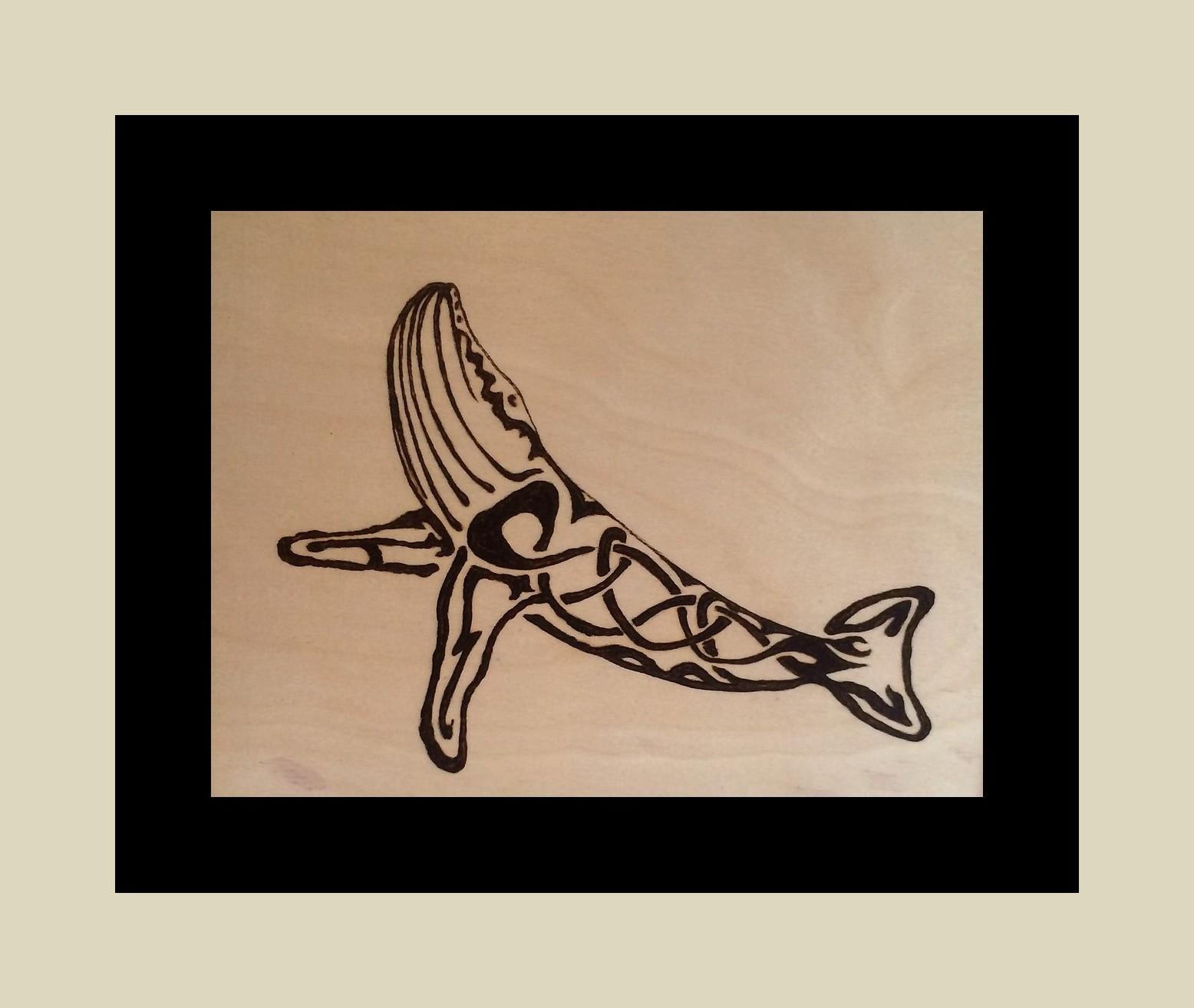 Celtic Whale
