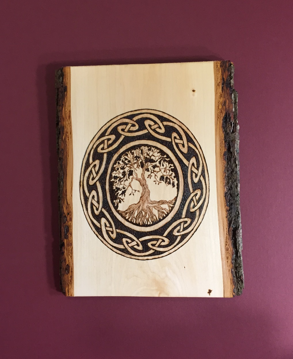 Celtic Tree of Life - Sold