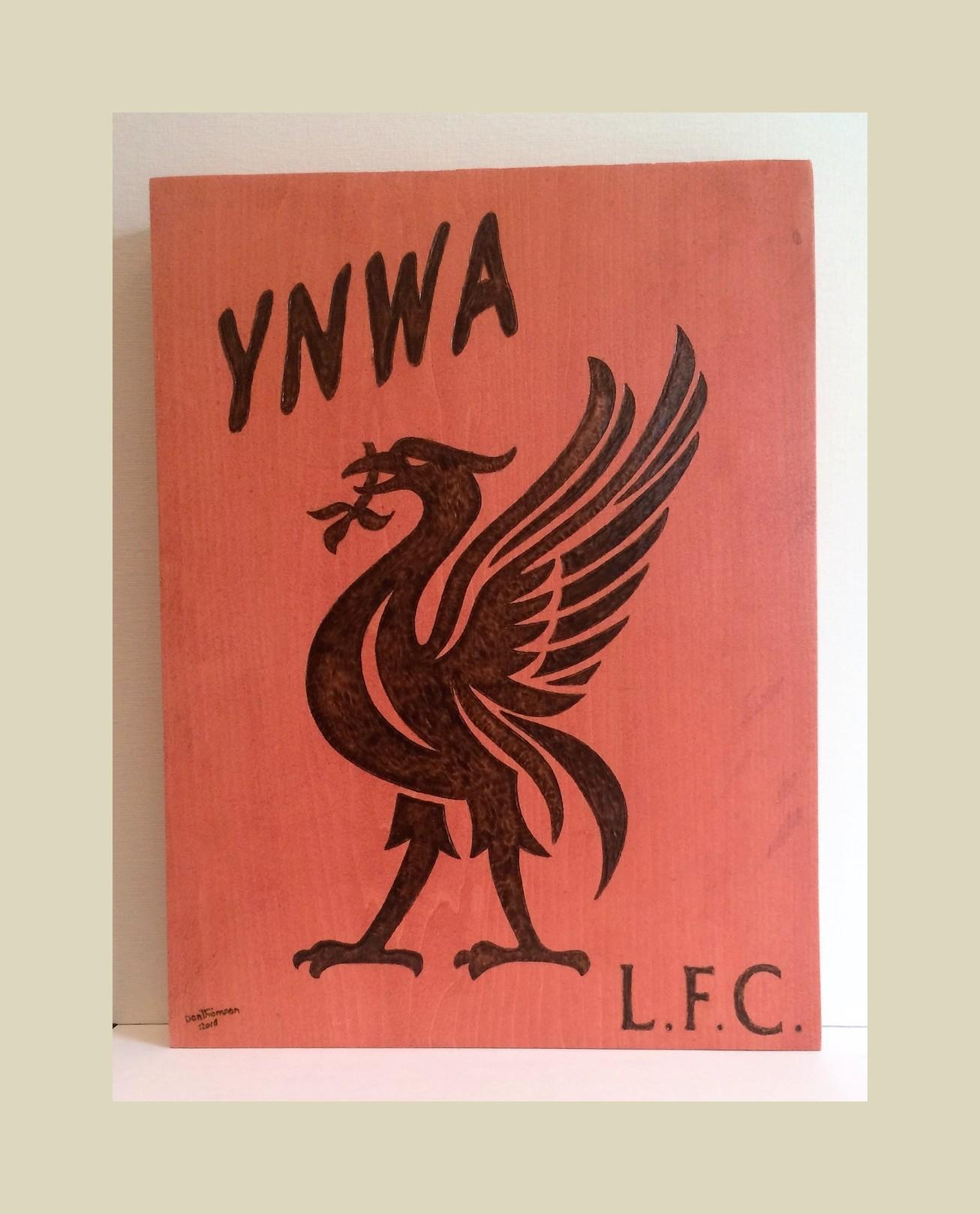 YNWA red