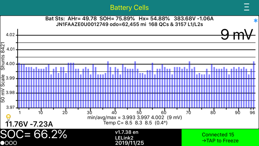 Battery State of Health